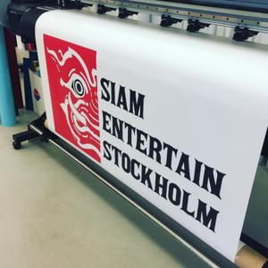 Banderoller Stockholm