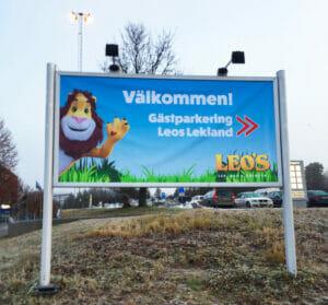 Skyltar Reklam Dekal Företagsskyltar Stockholm