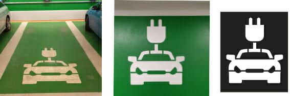 Schabloner Måla på vägg eller golv Stockholm