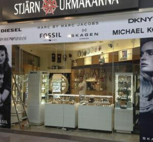 Fönsterdekor montage Bromma Stockholm